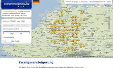 Screenshot Zwangsversteigerung.eu